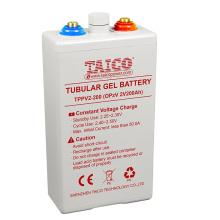 China long life solar tubular plate OPzV battery 2v 200ah