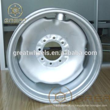 Оцинкованный оросительный диск W12x24 с поддонами или навалом