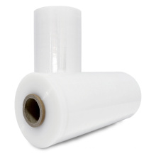New Store Lowest Price  PE Rolls Machine Plastic Industrial Cling Wrap Stretch Film Roll