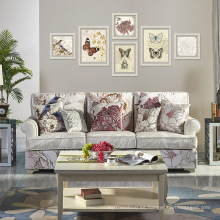 Lo último 2016 Mobiliario de hogar Cheap L forma de sofá