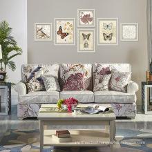 Latest 2016 Home furniture Cheap L Shape Sofa