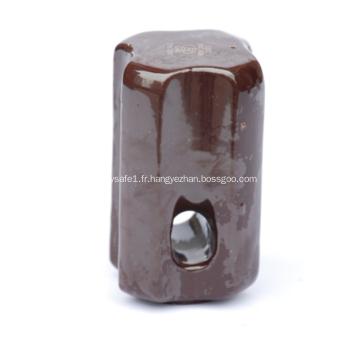 ANSI 54-2 Isolateurs de contrainte en porcelaine électrique