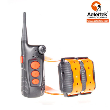 Collar de entrenamiento para perros a distancia Aetertek At-918C