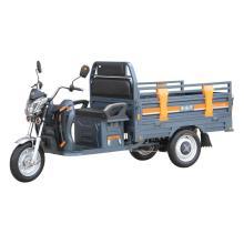 Triciclo elétrico da carga aberta da roda da armação de aço 3