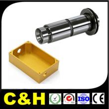 Kundenspezifische Aluminium CNC-Bearbeitung Fräsen Aluminium-Teile CNC-Teile Versorgung
