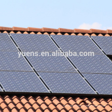 Гибкая структура панели солнечных батарей на крыше PV Конструкция крепления