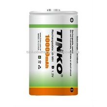 NI-MH rechargeable battery (TINKO Brand )