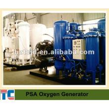 Planta de oxígeno de gas industrial PSA Sistema de gas de oxígeno hecho en China
