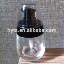 Botella de loción de cristal del maquillaje líquido 30ml