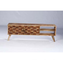 Proveedor genuino de soporte de madera de la TV moderno