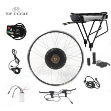 TOP China 48V 1000W 7 speed hub motor electric bicycle convension kit for sale