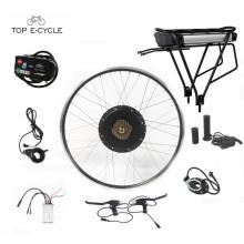 Kit de convenção de bicicleta elétrica TOP China 48V 1000W 7 velocidade hub motor para venda