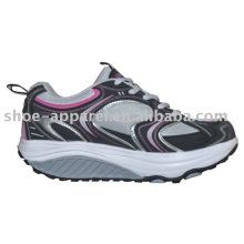 Venda quente andando sapatos para mulheres