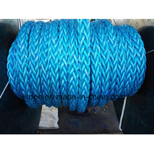 Signal Safety Mooring Rope12 Strand / Mooring Rope RP12 Ultra Blue
