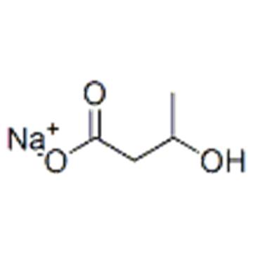 DL-3-HYDROXYBUTYRIC ACID SODIUM SALT CAS 306-31-0