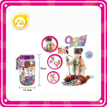600PCS Latest Intelligent DIY Plastic Bead Toy Kids