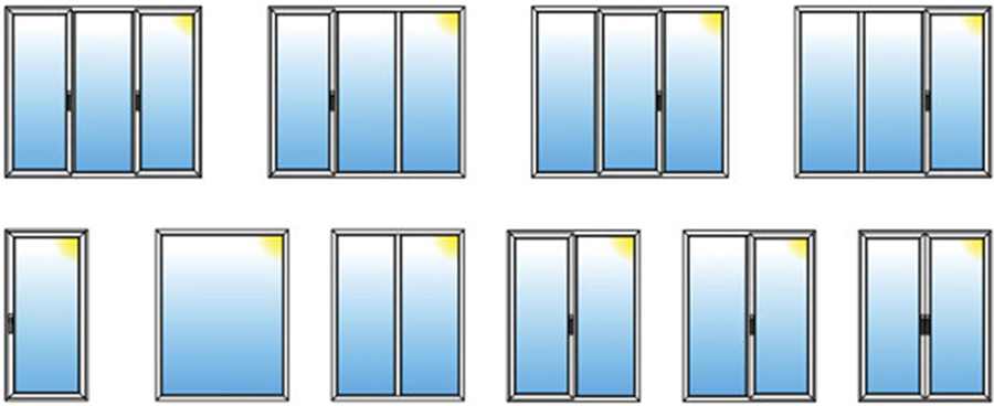 Sliding Window Type