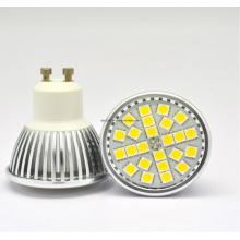 Projecteur LED 5050 LED 24PCS 4W Mr16AC85-265V