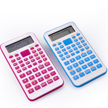12 Digit Dual Lines Display Pad Shape Scientific Calculator