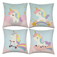 custom design cartoon cushion for children