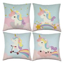 custom design cartoon cushion for children