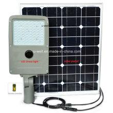 Gute Qualität Outdoor 30W 40W 50W Solar LED Straßenlaterne