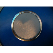 Galvanized Wire Mesh Filter Disc6