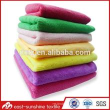 Рекламные 260gsm микро волокна ткани, Microfiber объектив ткани / очки чистящей ткани