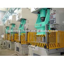 Eccentric press, punch press, power press, mechanical press
