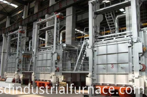Electric Box Type Furnace