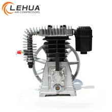5,5 kW 7,5 PS riemengetriebene kolben aluminium luftpumpe mit luftfilter