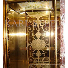 410 Edelstahl Ket001 geätztes Blatt für Dekorationsmaterialien