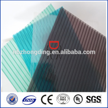 glittering sunlite pc sheet/sunlite polycarbonate sheet