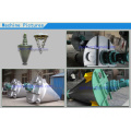 Double Screw Cone Blender for Pharmaceutical