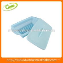 Caja de almuerzo de silicona