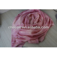 cashmere and silk plain pashmina scarf shawl