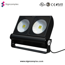 New High Power 200W COB LED Projecting Light with UL Dlc Ce RoHS 5 Warranty Years