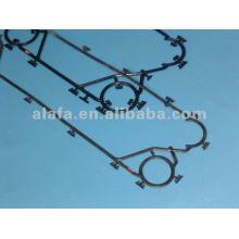 SWEP GX26 relacionados a placa e junta de trocador de calor de placa de vedação NBR
