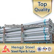 Galvanized ms erw pipe 50mm specification