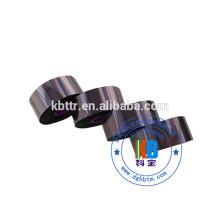 Food bags packaging machine use black printer ribbon wax resin Markem printer ribbon