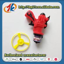 Hot Sale Plastic Flying Disc Launcher Toy para crianças