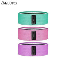 Resistance Bands,Exercise Bands Set for Legs and Butt,Thick Wide Non-Slip Fabric Workout Bands,Elastic Strength Booty Bands,Fitness Bands for Home Gym Pilates Yoga Stretching Squat Glute Hip Training