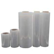 Hot Selling Customized sizes  Hand LLDPE Stretch Film Stretch Wrapping Film Protective Film use for packaging