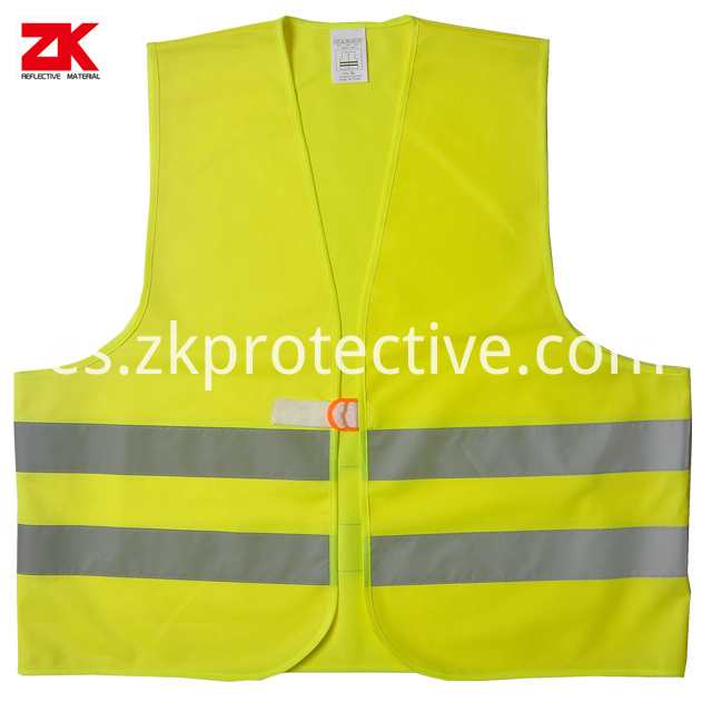 T C Fabric Safety Vest