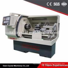 fabricación de piezas principales cnc CK6136A-2 cnc tornos precio de la máquina de corte de metal
