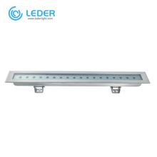 LEDER Stainless Steel DMX512 18W LED Underwater Light