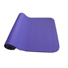 Plain pvc yoga mat