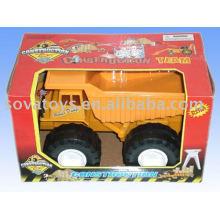 F / P construcción camión volquete de juguete