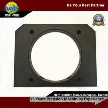 Кронштейн для шестерни Анодированные части CNC подвергая механической обработке обслуживания CNC алюминия