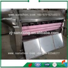China continúa el tipo que se lava y que peló la máquina, máquina de la cáscara